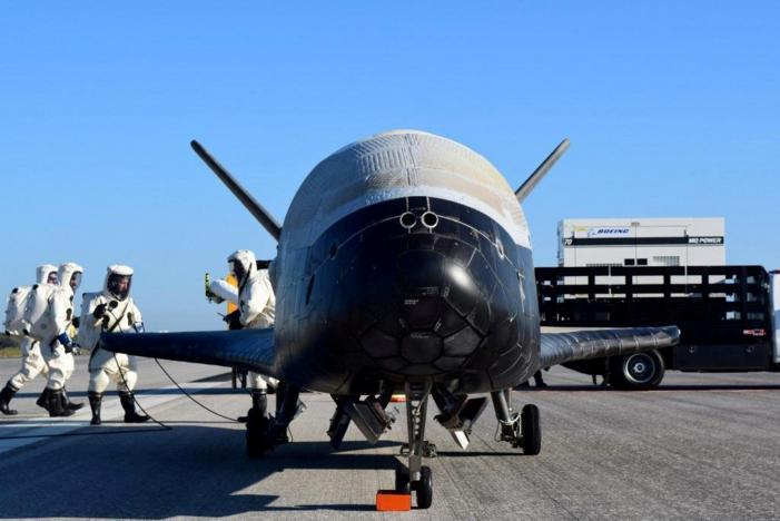SpaceX wins launch  of United States Air Force X-37B space plane
