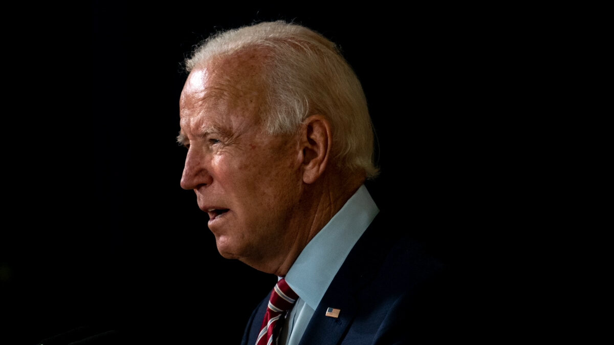 Charlie Kirk reacts to 'outrageous claims' made by Biden during town hall