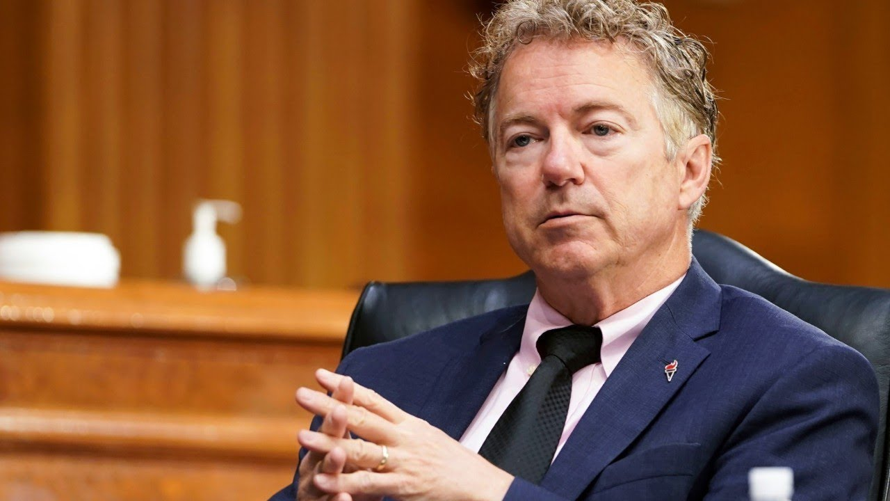 Senate Cheers After Passing Rand Paul's Amendment Banning Gain-Of-Function Research In China