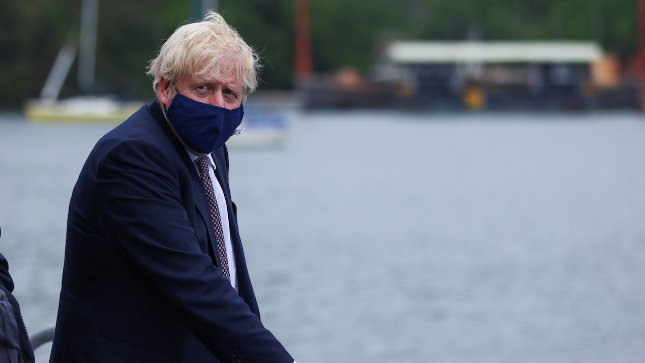 G7 to distribute 1 billion Covid jabs globally by 2023, Johnson says