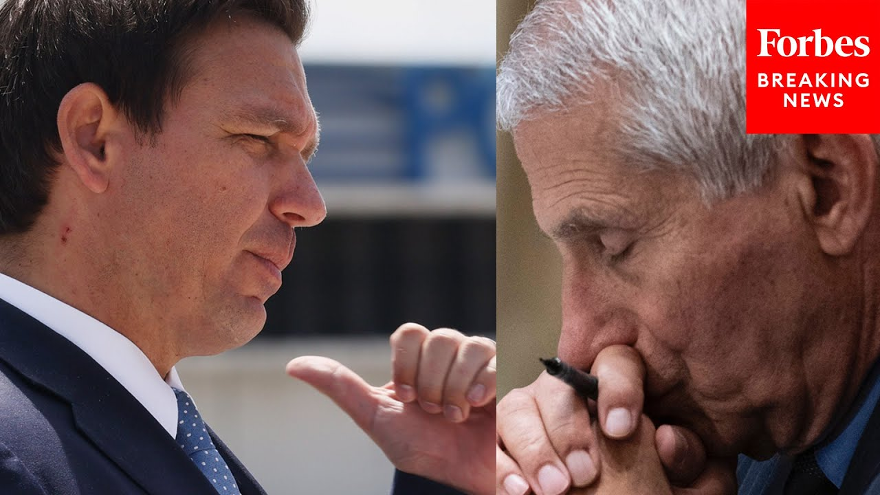 Ron DeSantis Rips Fauci After Emails Released