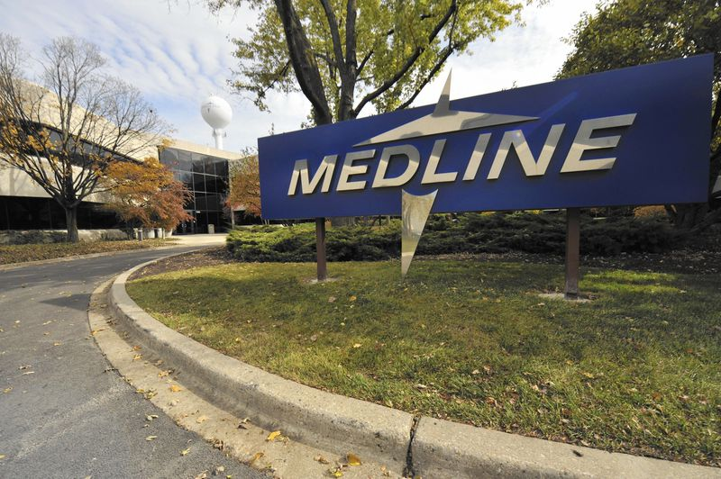 Medline sold to private equity firms for $34B, but Northfield company's management unchanged