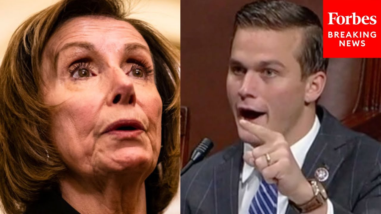 'Madam Speaker, You Are Not God!': Madison Cawthorn Decries Pelosi For Mask Mandate In House