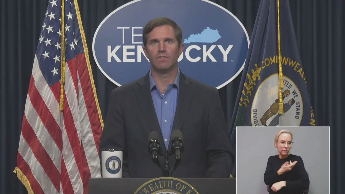 Gov. Beshear cancels mask order for schools following Kentucky Supreme Court decision