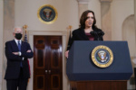 Kamala Harris silent after bragging about Biden's 'disastrous' Afghan withdrawal