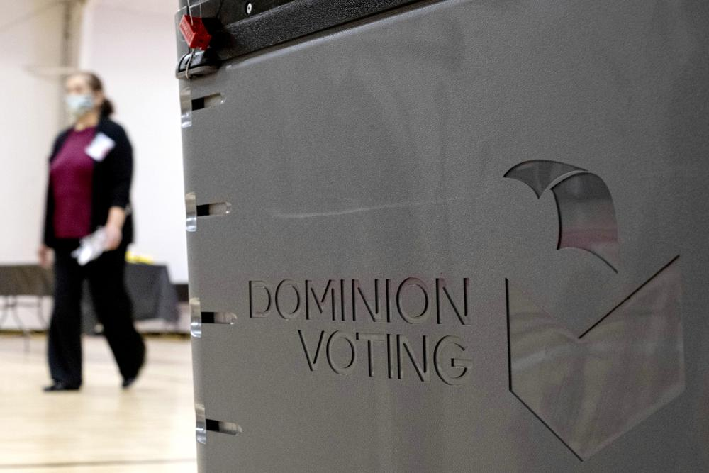 Experts warn of dangers from breach of voter system software