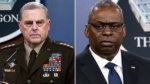 Retired military officials demand resignations from Austin, Milley