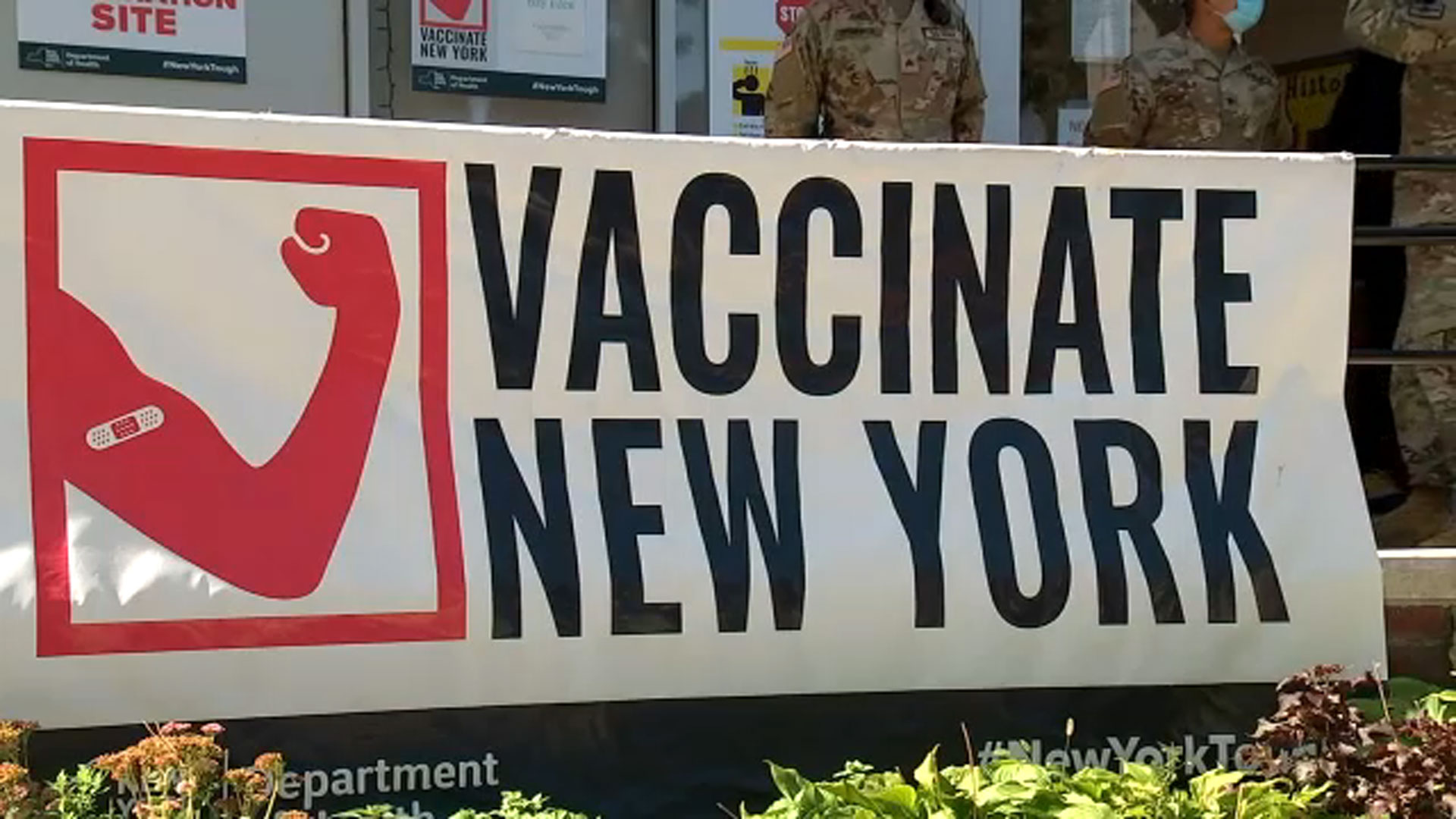 NYC COVID vaccine mandate survives another challenge ahead of school deadline
